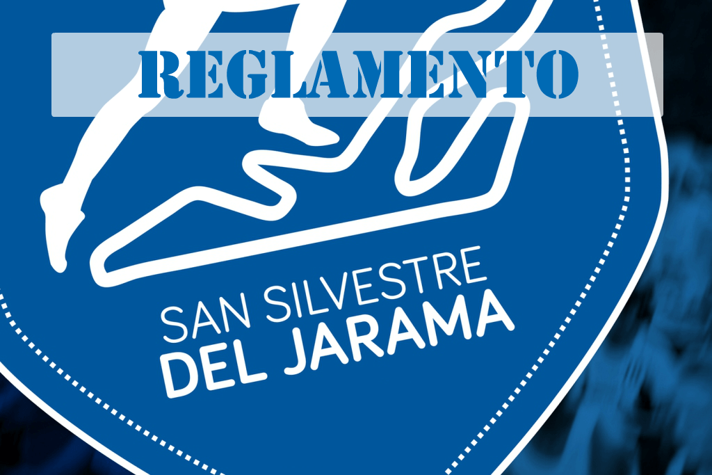 Reglamento de la San Silvestre Jarama María de Villota