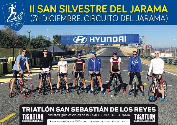 Triatlon Sanse Bicis Guías